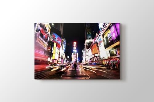 Times Square in Colors görseli.