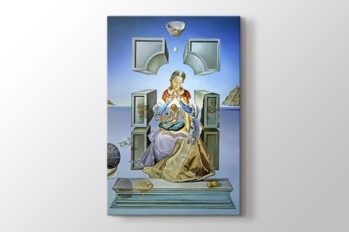 The Madonna of Port Lligat görseli.
