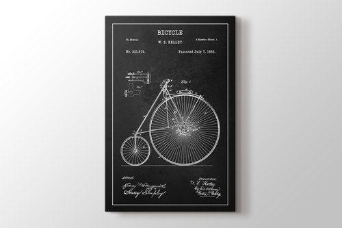 Bicycle Patent görseli.