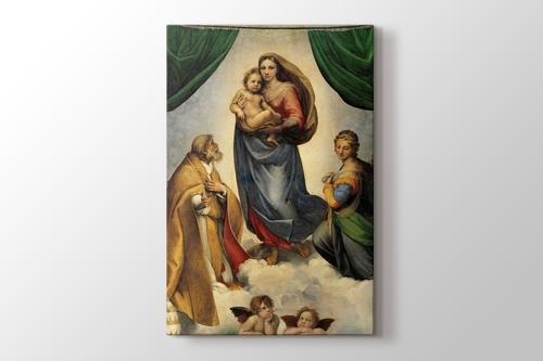 The Sistine Madonna görseli.