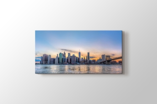 Manhattan Skyline görseli.