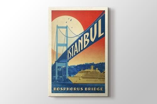 İstanbul Boğaz Köprüsü görseli.