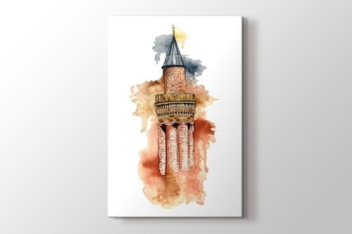 Yivli Minare görseli.