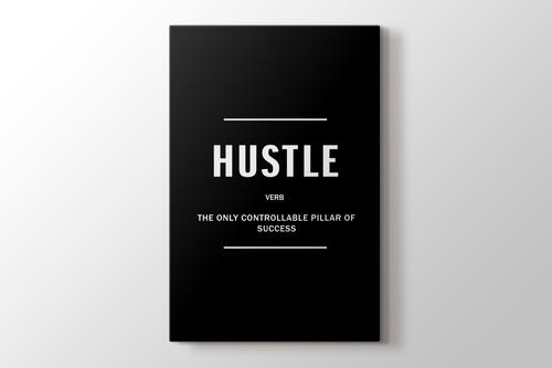 Hustle görseli.