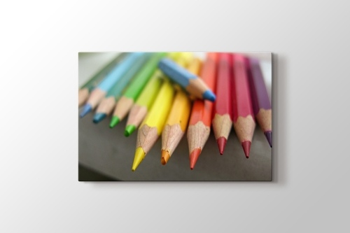 Coloured Pencils görseli.