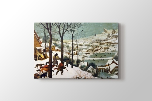 Jagers in de Sneeuw görseli.