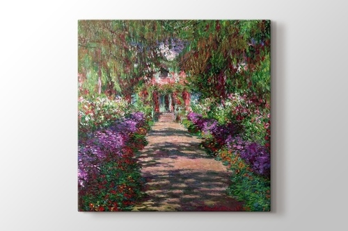 Garden Path Giverny görseli.