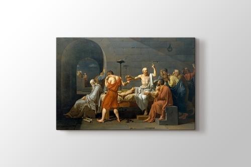 The Death of Socrates görseli.