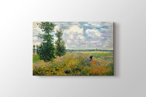 Poppy Field Argenteuil görseli.