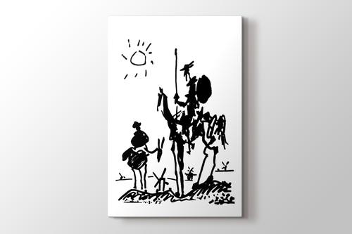 Don Quixote görseli.