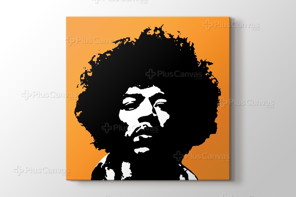 Jimi Hendrix - Orange görseli.