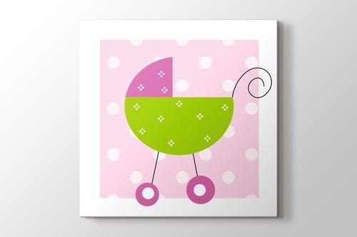 Kız Bebek Odası görseli.