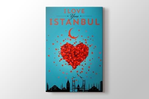 I Love Istanbul görseli.