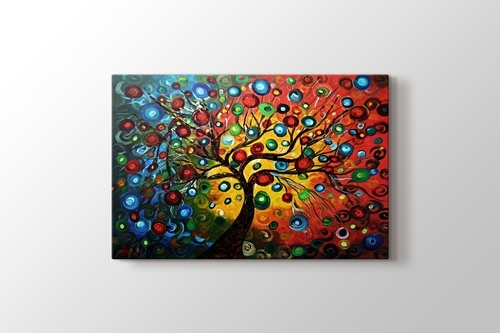 Abstract Tree II görseli.