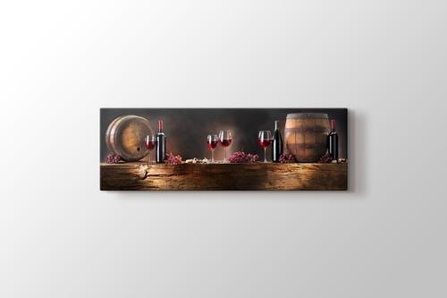 Fıçı ve Şarap görseli.