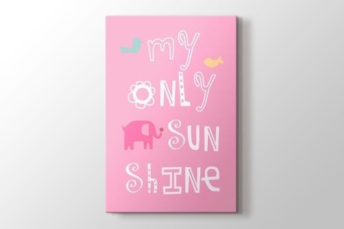 My Only Sun Shine görseli.