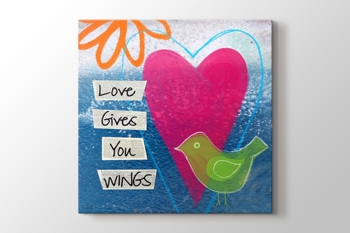 Love Gives You Wings görseli.
